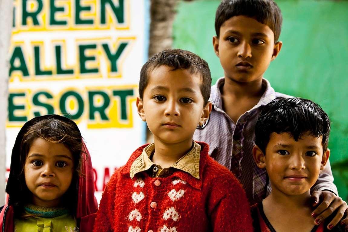 Velgørenhedsarrangement i samarbejde med SOS Børnebyer