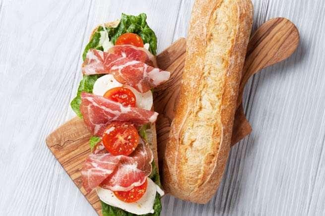 Sandwich & smørrebrød